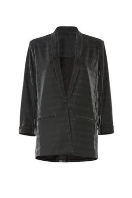 Metallic Altyn Blazer by Habitual