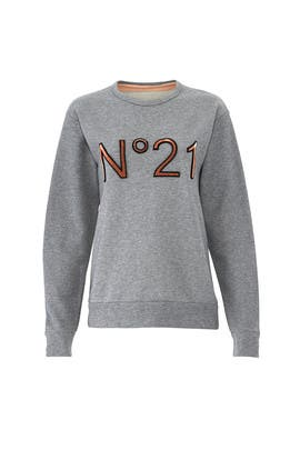 No 21 Sweatshirt by No. 21