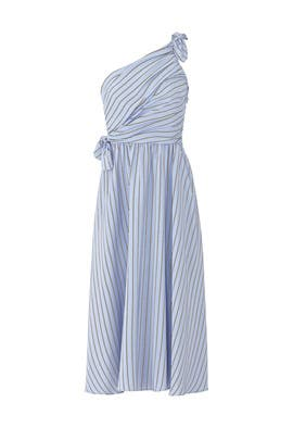 Striped Cabrera Dress by A.L.C.