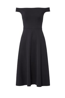 Black Whitman Dress by Trina Turk
