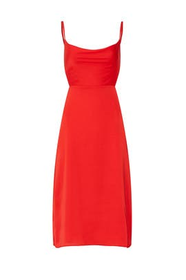 The Toluca Dress by Fame & Partners