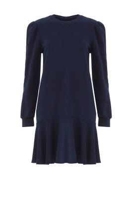 Long Sleeve Fleece Dress by La Vie Rebecca Taylor