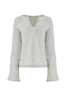 Grey Griffyn Sweater by Rebecca Minkoff