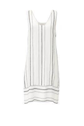Sylvie Stripe Shift Dress by Waverly Grey