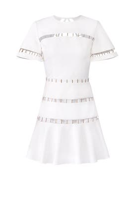 Ivory Talisman Dress by FINDERS KEEPERS