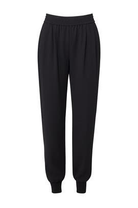 Joie Black Jogger by Joie