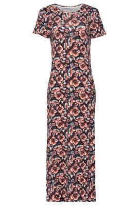 Maya Short Sleeve Dress by Just Female