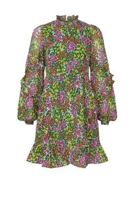 Lila Dress by Banjanan