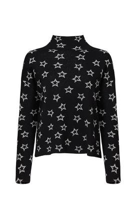 Shooting Stars Sweater by Milly