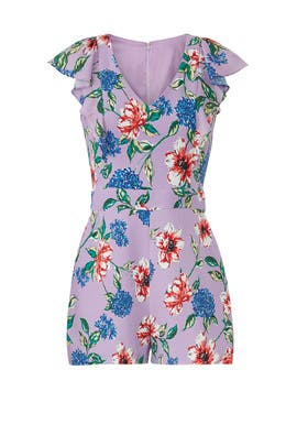 Ana Combo Romper by Parker