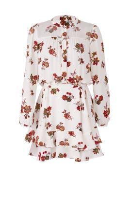 Floral Rori Dress by A.L.C.