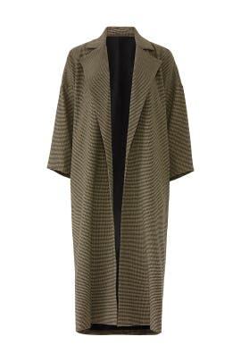 Drop Shoulder Trench Jacket by Derek Lam 10 Crosby
