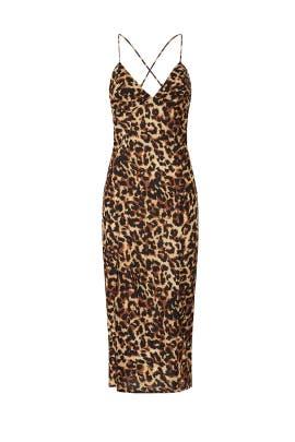 Cheetah Harper Dress by Resa