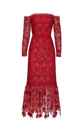 Jolette Dress by Shoshanna