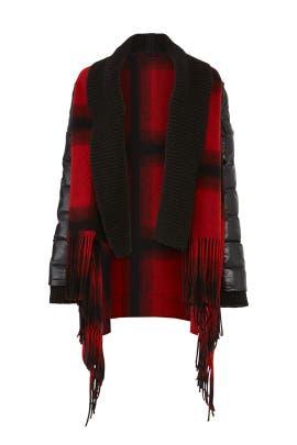 Glad Multi Fabric Jacket by Sosken