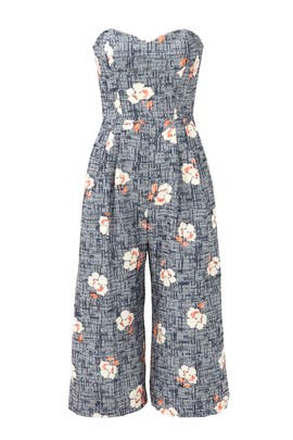 Cherry Blossom Jumpsuit by Corey