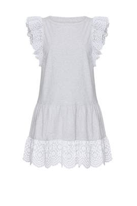 Flutter Sleeve Agatha Dress by La Vie Rebecca Taylor