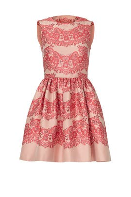 d1387c880a4 Lines of Pink Dress by RED Valentino for  150