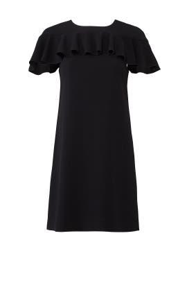 Black Splash Dress by Trina Turk