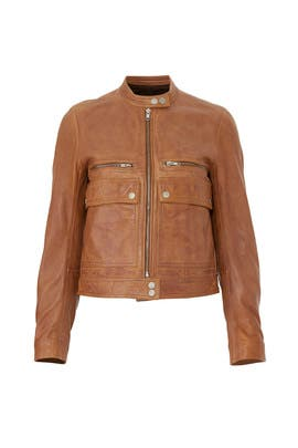 Love Aviator Jacket by Zadig & Voltaire