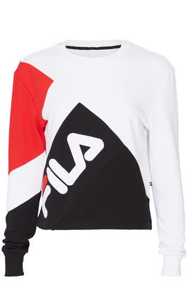 Zoe Colorblock Sweatshirt by FILA