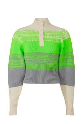 Caroleen Stripe Sweater by Baum und Pferdgarten