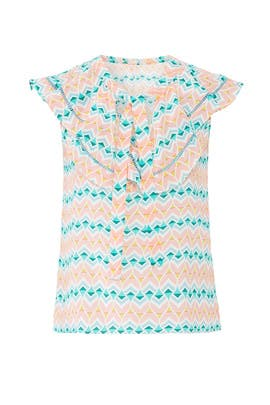 Pink Sophia Top by Paloma Blue