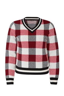 Gabby V-Neck Sweater by rag & bone