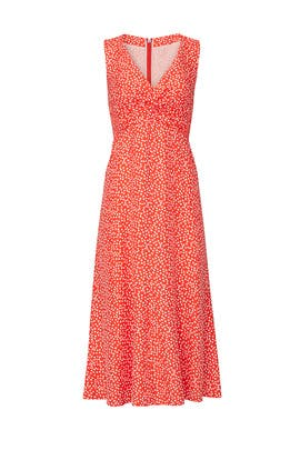Malia Twist Dress by Rebecca Taylor