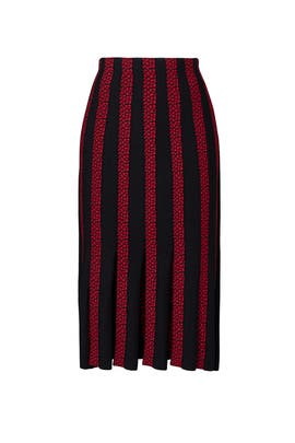 Carnival Pleat Skirt by Cinq à Sept