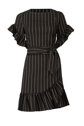 Mai Stripe Dress by DREW