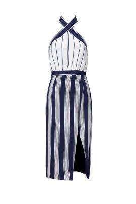 Blue Noemi Dress by Lovers + Friends