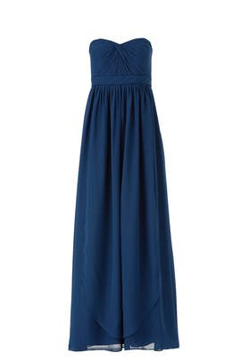 Navy Aidan Gown by Jenny Yoo