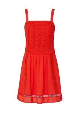 Poppy Red Shift by Scotch & Soda