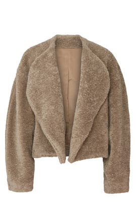 Bellac Faux Fur Jacket by Totême