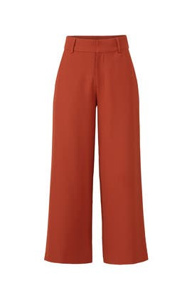 Cropped Wide Leg Pants by Moon River