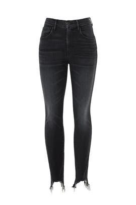 W3 Straight Authentic Crop Jeans by 3x1