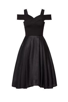 Black Verve Dress by ELLIATT