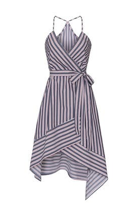 Belted Sleeveless Dress by Great Jones