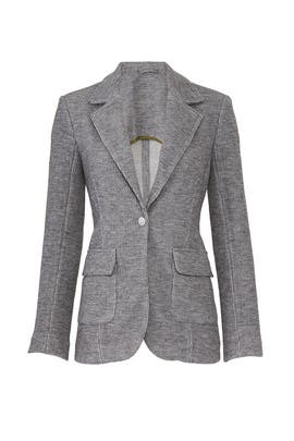 Double Pocket Blazer by KINLY