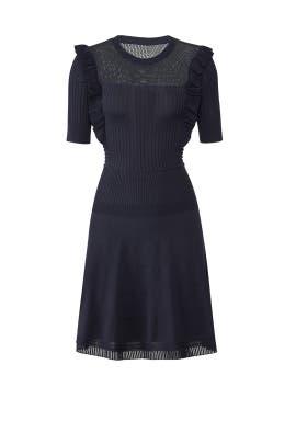 Pointelle Knit Dress by Scotch & Soda