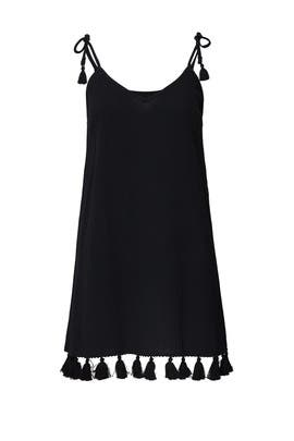 Throw And Go Tassel Mini Dress by Show Me Your Mumu