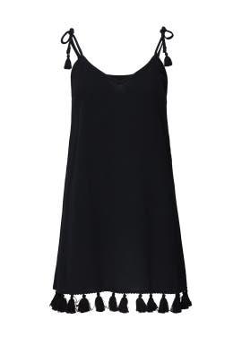 Throw And Go Tassel Mini Dress by Show Me Your Mumu