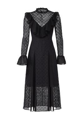 Prairie Lace Dress by Temperley London