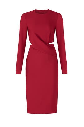 Oblivion Cut Out Dress by FINDERS KEEPERS