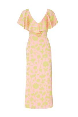Floral Splash Dress by kate spade new york