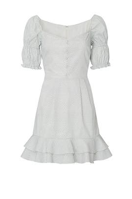 Kelly Mini Dress by STYLESTALKER