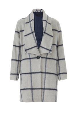 Plaid Hunter Coat by Waverly Grey