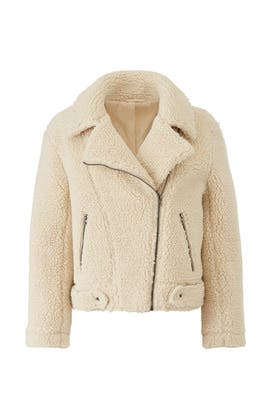 Faux Shearling Brooklyn Jacket by ASTR