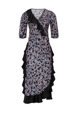 Printed Hanne Dress by Brogger